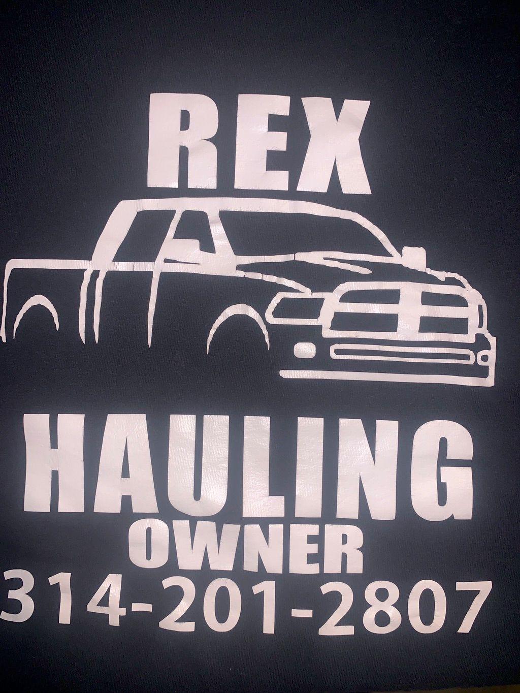 Rex's Hauling LLC