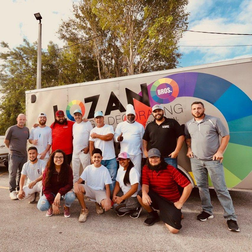 Lozano Bros Painting & Decorating LLC