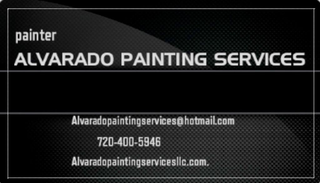 ALVARADO PAINTING SERVICES LLC