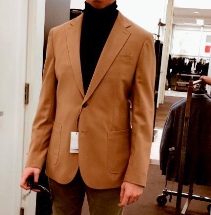 Wardrobe for New Job