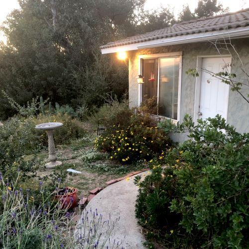 Pasadena Office Entrance)