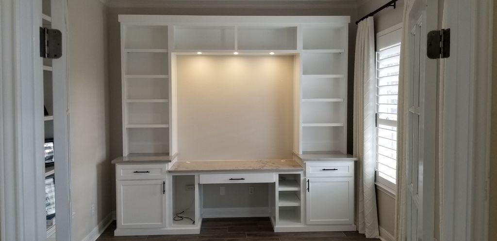 Built-in office