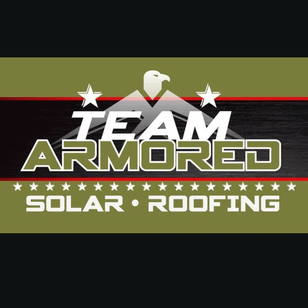 Chris With Team Armored Solar & Roofing