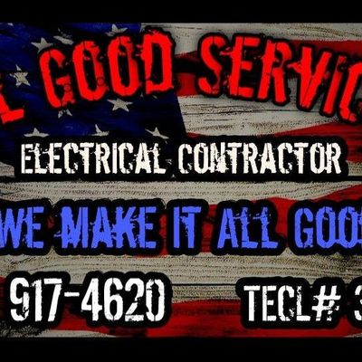 Avatar for All Good Services