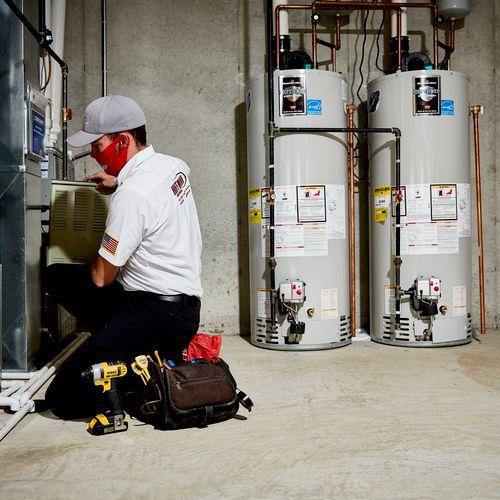 Heating & Water Heater Repair
