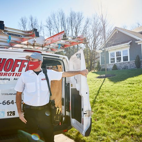 HVAC & Plumbing Contractor