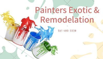 Avatar for Painters Exotic llc.