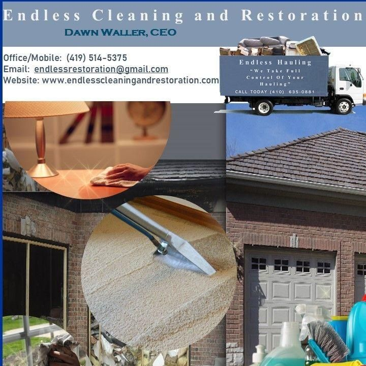 Endless Cleaning and Restoration