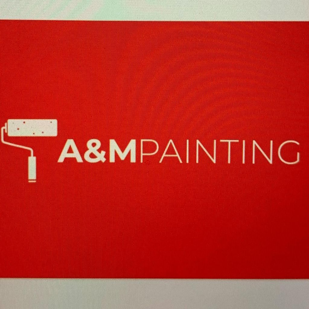 A and M painting