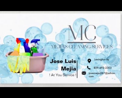 Avatar for Mejia's cleaning services