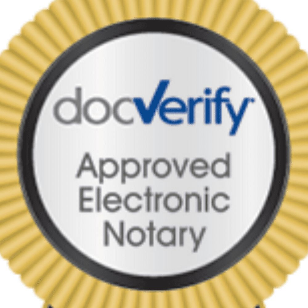 Cyberdocs Notary *ONLINE/VIRTUAL* - Services OR
