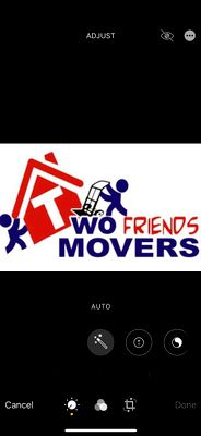 Avatar for TWO FRIENDS MOVERS