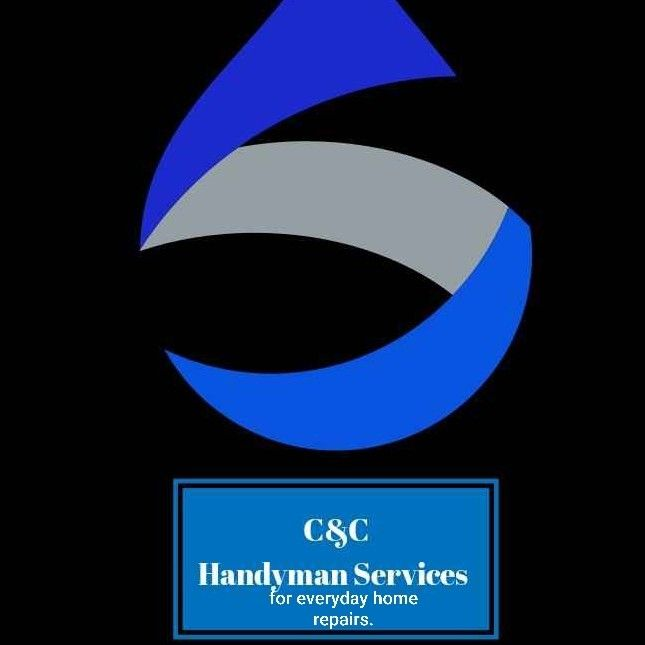 C&C Handyman services for everyday home repairs.