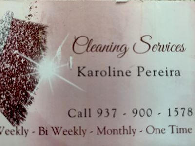Avatar for Karoline's cleaning services
