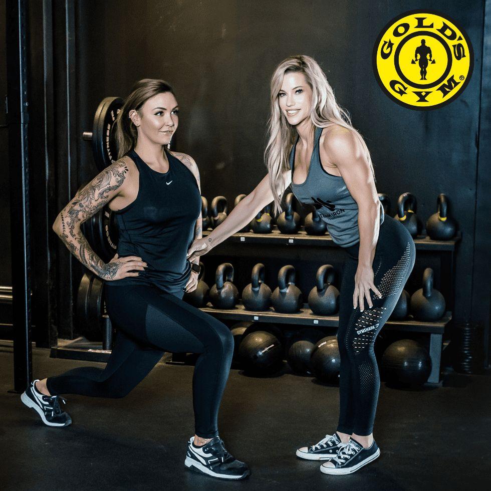 Kirra Collins - Gold's Gym