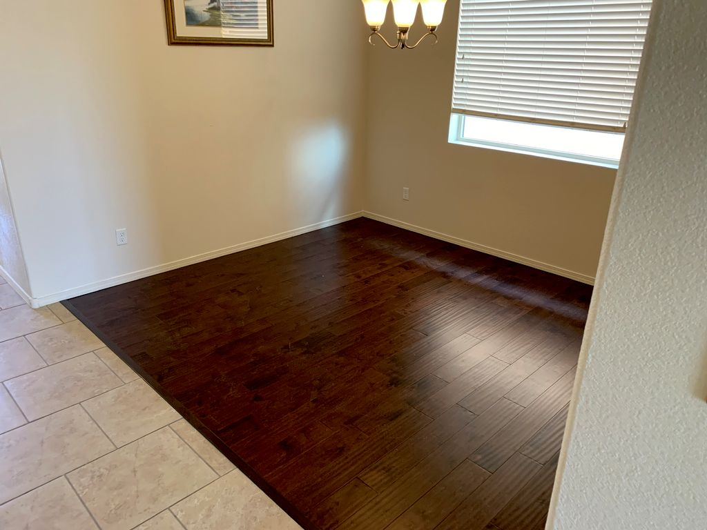 New Engineered Hardwood