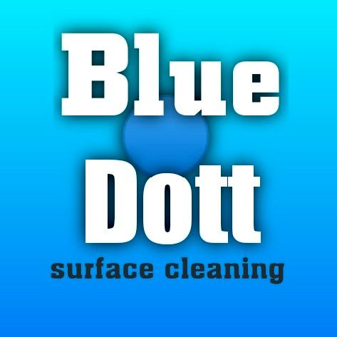 Blue Dott 🔵 surface cleaning
