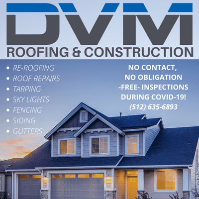 Avatar for DVM Roofing and Construction