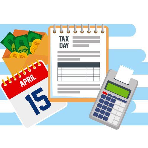 Tax Time Again.  Get Prepared