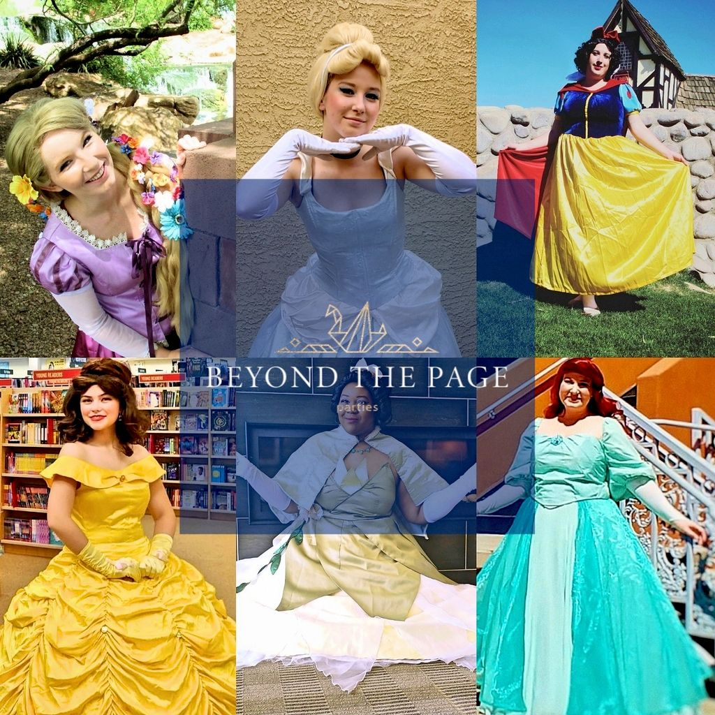 Beyond the Page Entertainment LLC