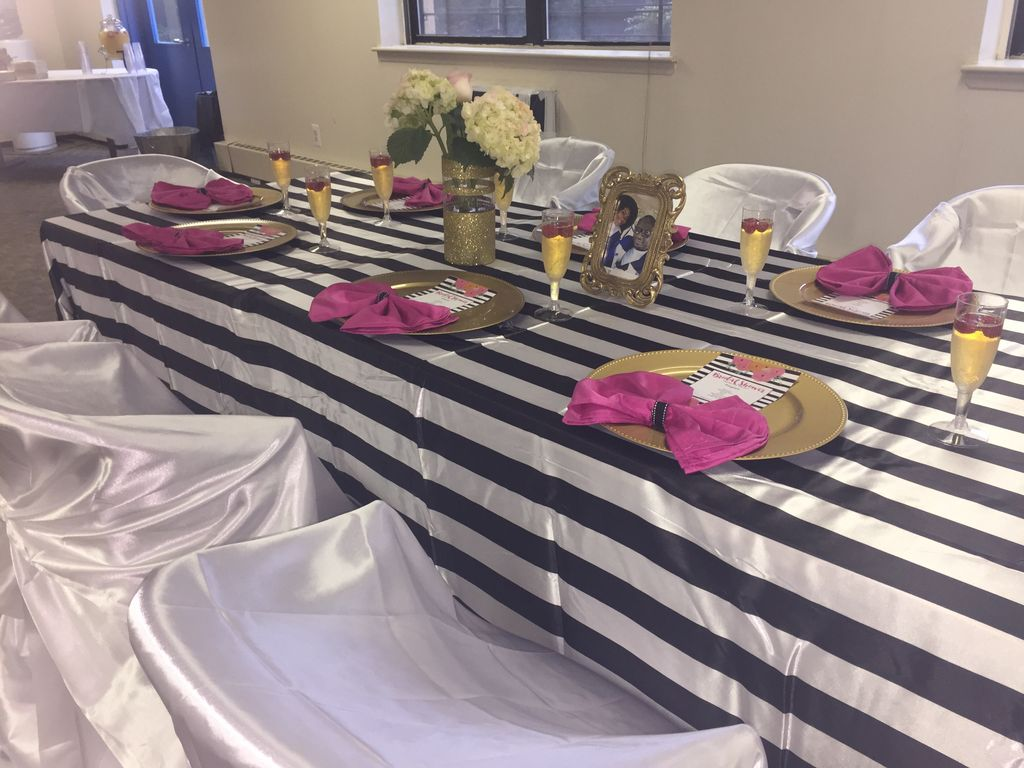 Kate Spade Theme Bridal Shower