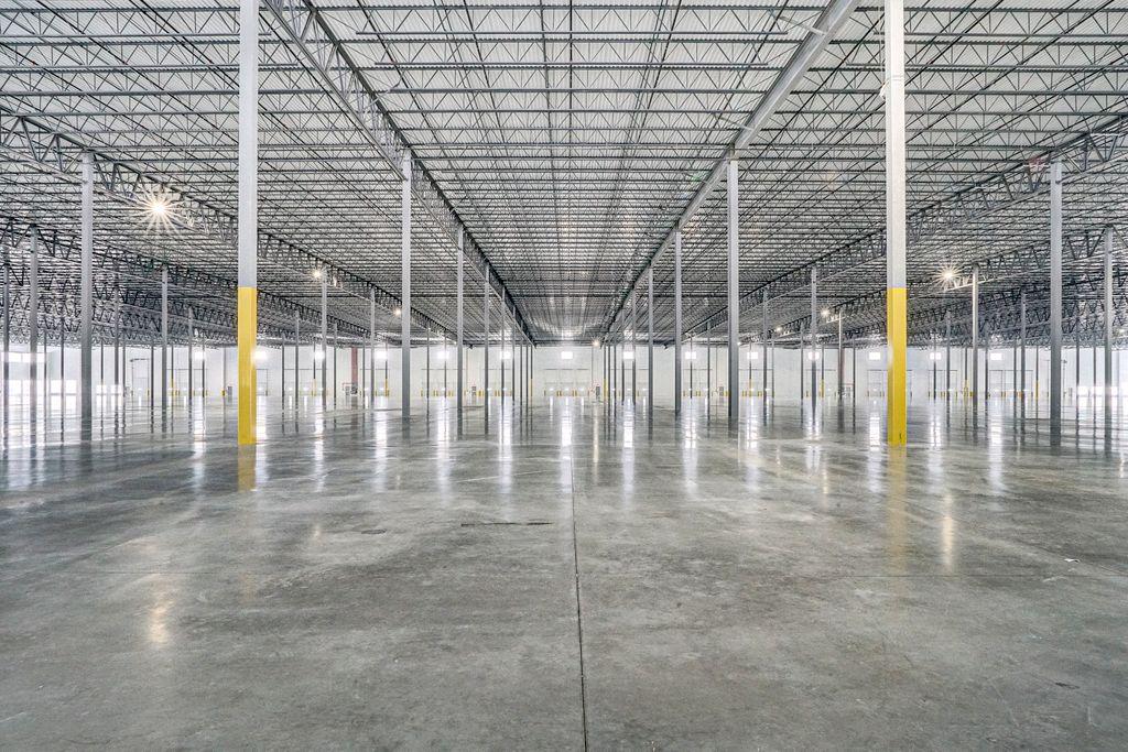 New Logistics Building