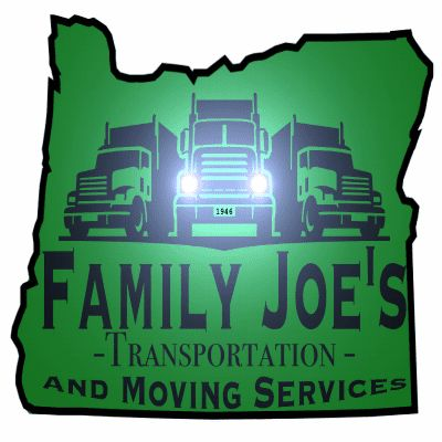 FAMILY JOE'S TRANSPORTATION AND MOVING SERVICES