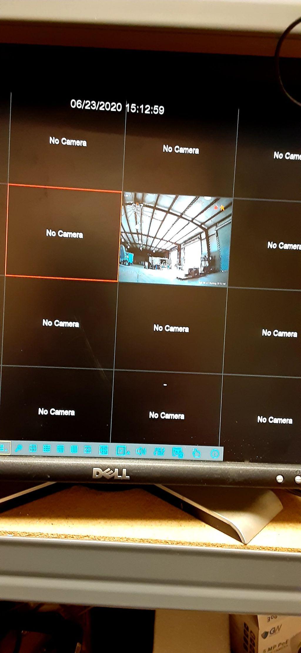 Natural Gas company surveillance system