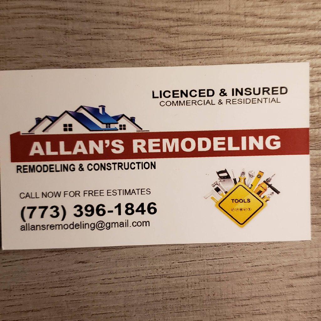 Allan's Remodeling
