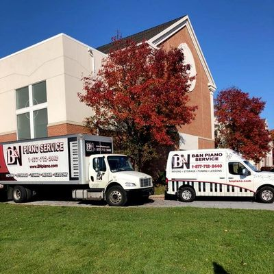 Avatar for B&N Piano: Professional Piano Movers Fully Insured