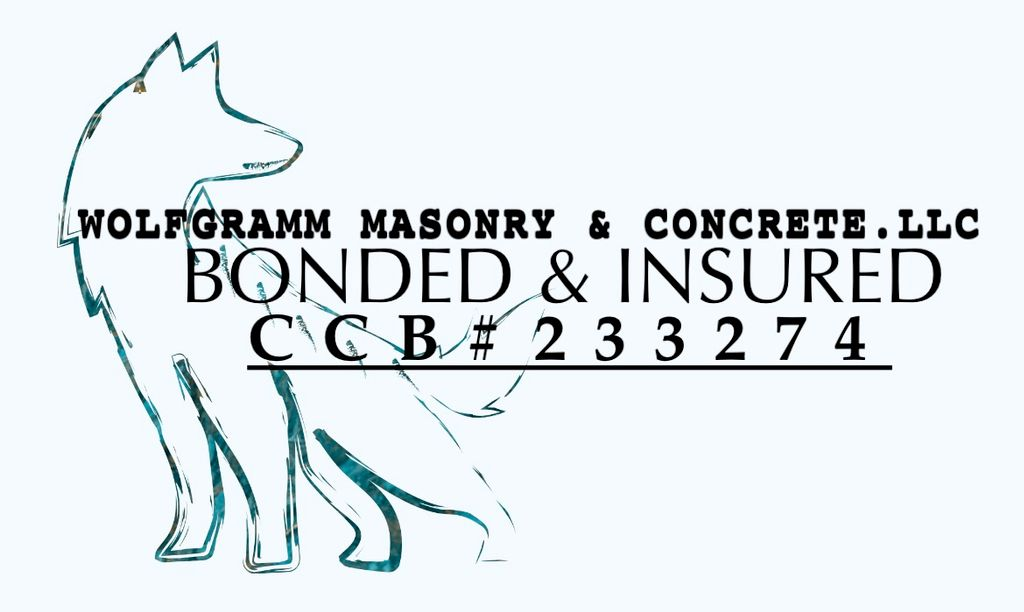 WOLFGRAMM MASONRY &CONCRETE