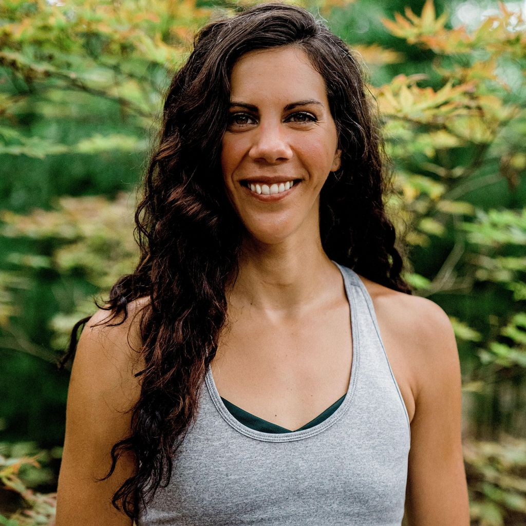 Aimee Huffman: Yoga Instructor & Health Coach