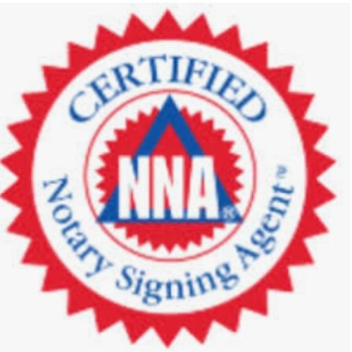 Certified NNA Signing Agent