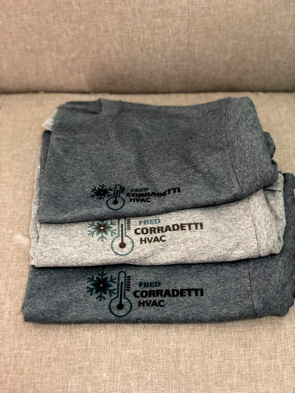 Custom shirts 5 pack