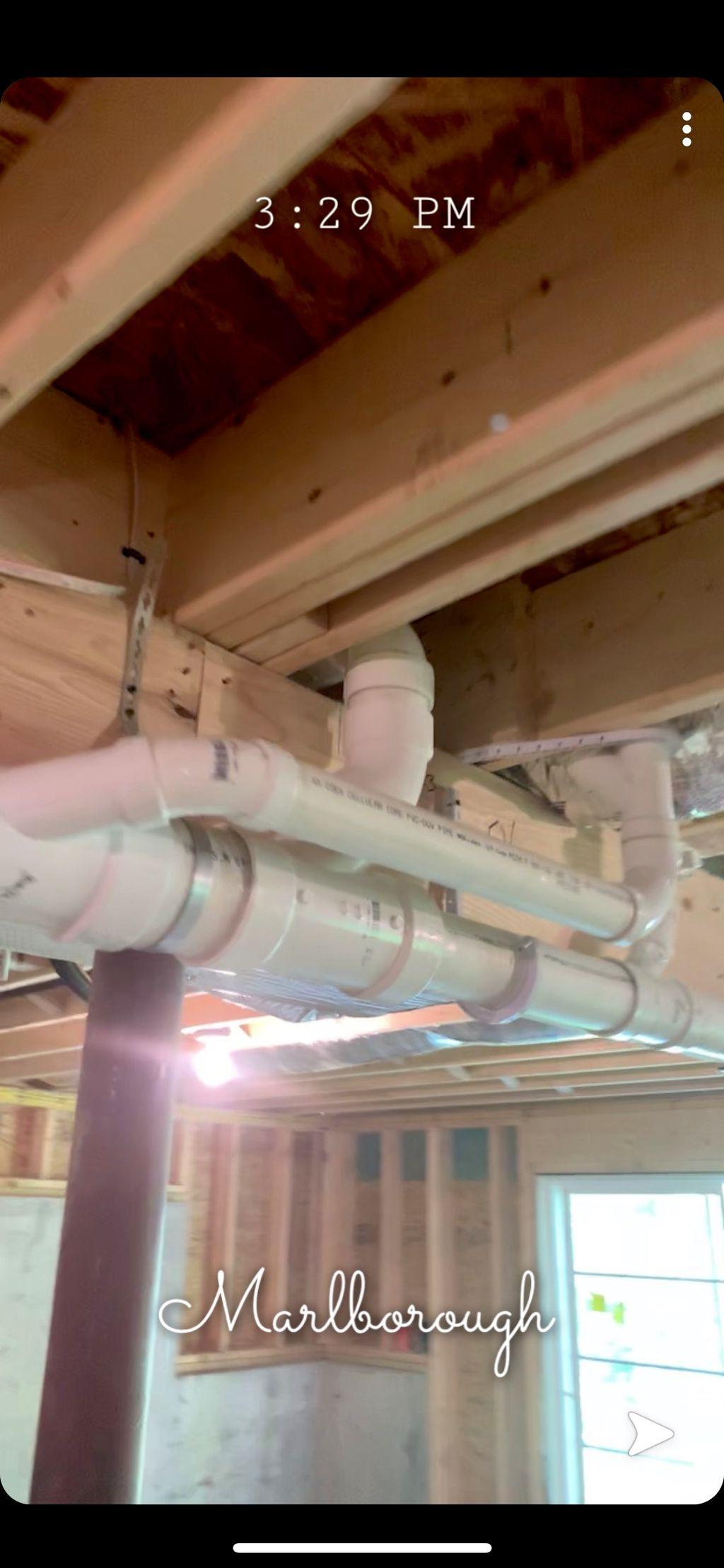 Plumbing and electrical repair