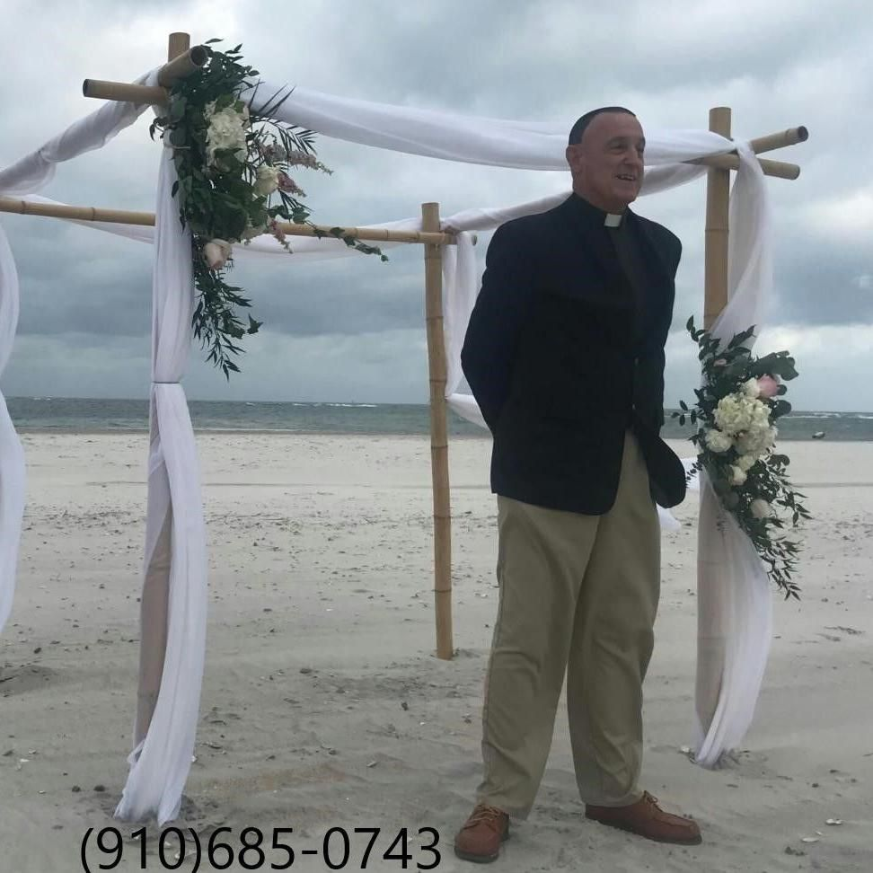 Ray Garrison - Wedding Officiant, Minister