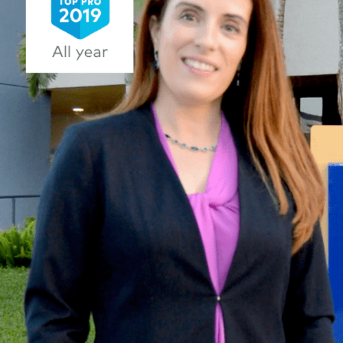 Language Master Group TOP PRO. Doctor María A. Torres. Over 15 years teaching adults.