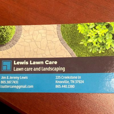 Avatar for Lewis Lawn Care