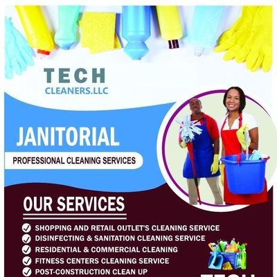 Avatar for TECH CLEANERS.LLC