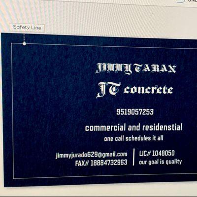 Avatar for JT Concrete