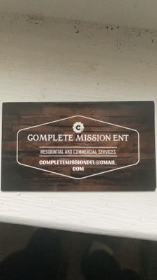 Avatar for Complete Mission Enterprises
