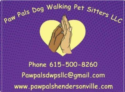 Avatar for Paw Pals Dog Walking Pet Sitters LLC