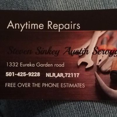 Avatar for Anytime Repairs