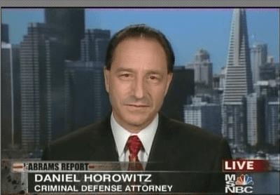 Avatar for Daniel Horowitz Criminal Defense Specialist