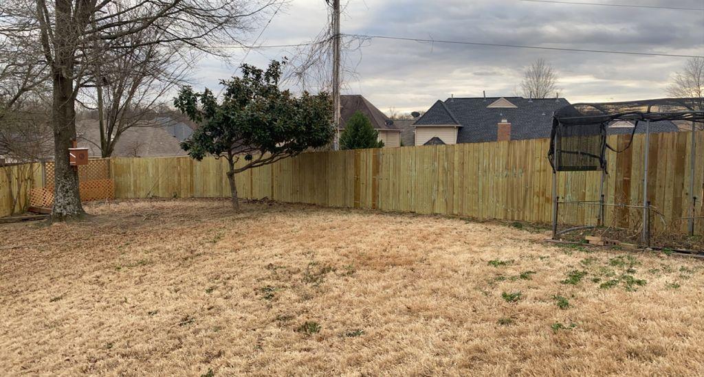Fence and Gate Installation - Cordova 2021