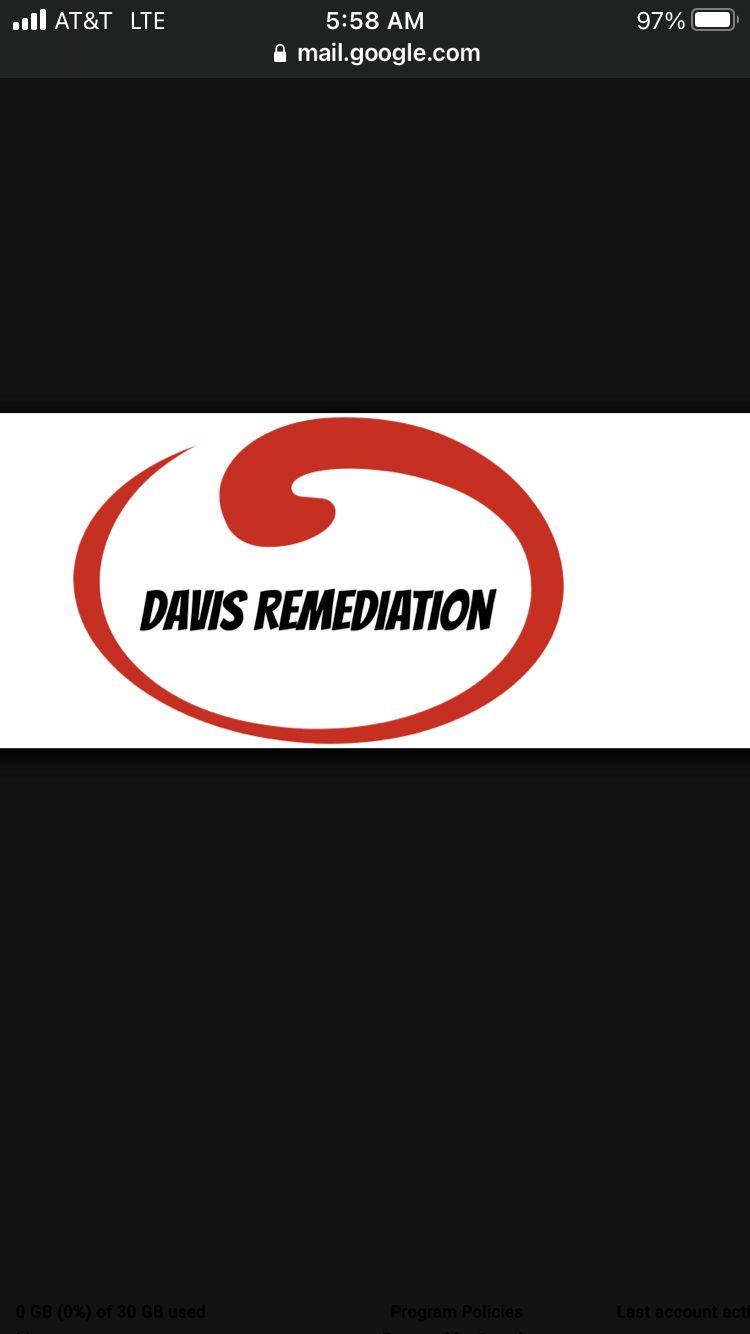 Davis Remediation
