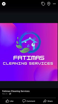 Avatar for Fatimas cleaning services