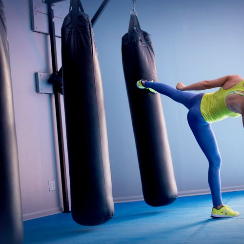 Cardio Kickboxing & Martial Arts training can be incorporated into your workouts