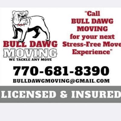 Avatar for Bull Dawg Moving LLC