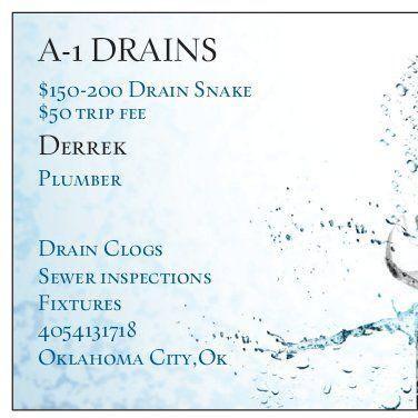 Avatar for A1 drains